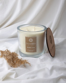 Vanilla Cream Candle 1kg