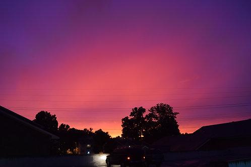 NIGHT RAINBOW RARITIES 11X17