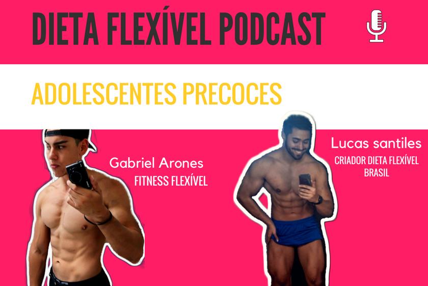 dieta flexível podcast