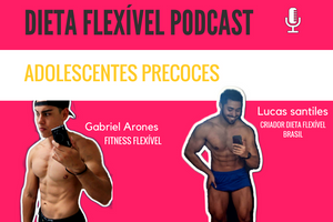dieta flexível podcast