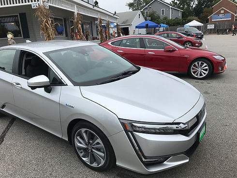 Honda Clarity available for test drives
