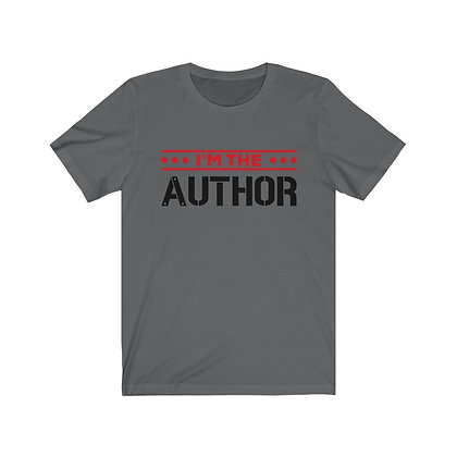 I'm the Author (rd)