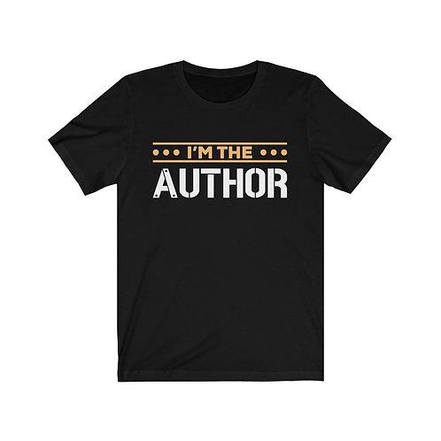 I'm the Author