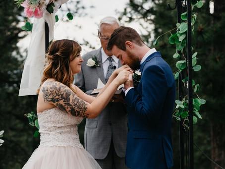 A BOETTCHER MANSION WEDDING IN GOLDEN