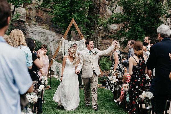 Lyons, Colorado Wedding Photographer