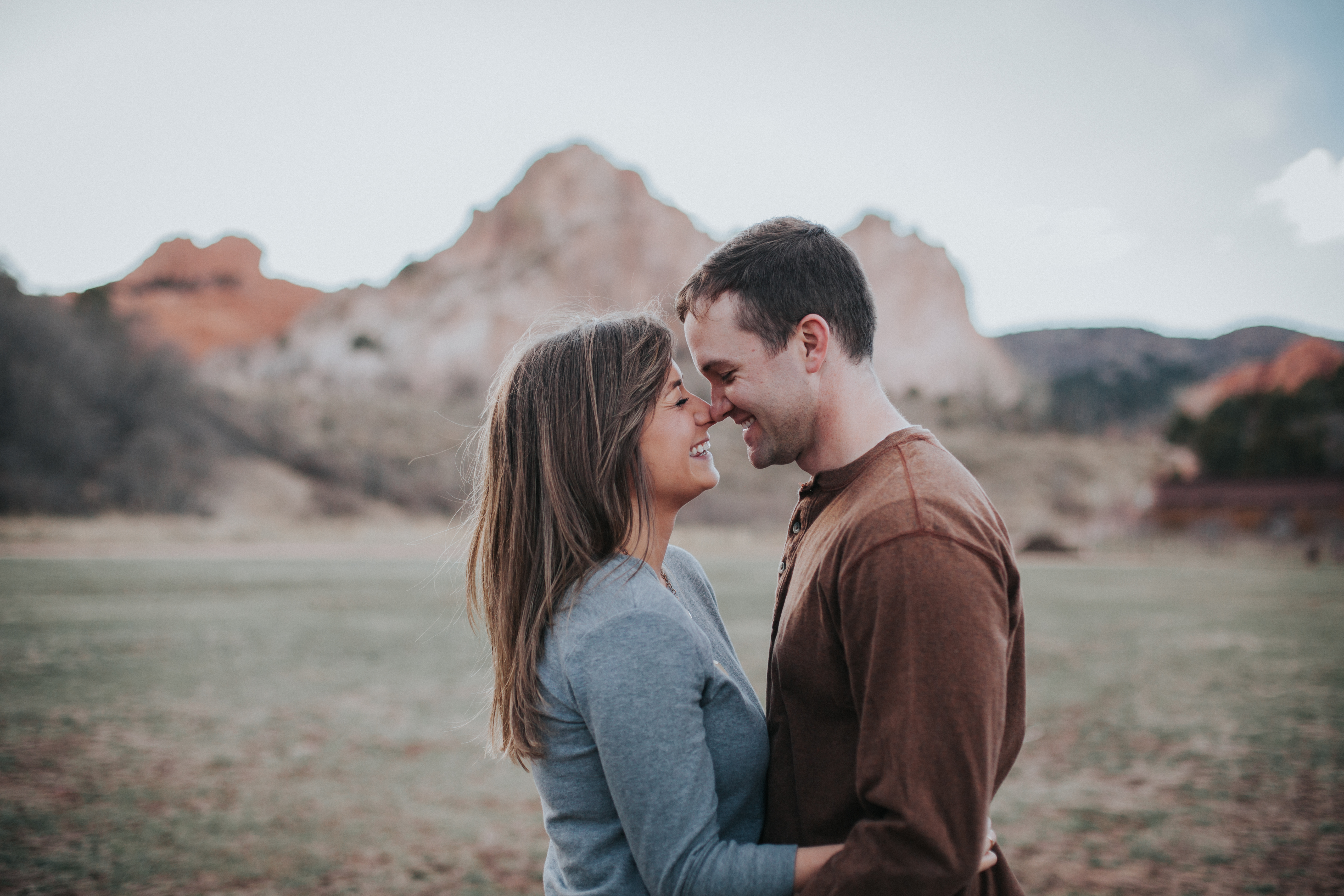 Colorado Springs Engagement