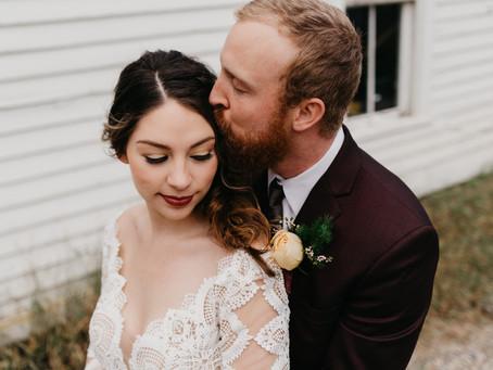 A BREAD BAR WEDDING IN SILVER PLUME
