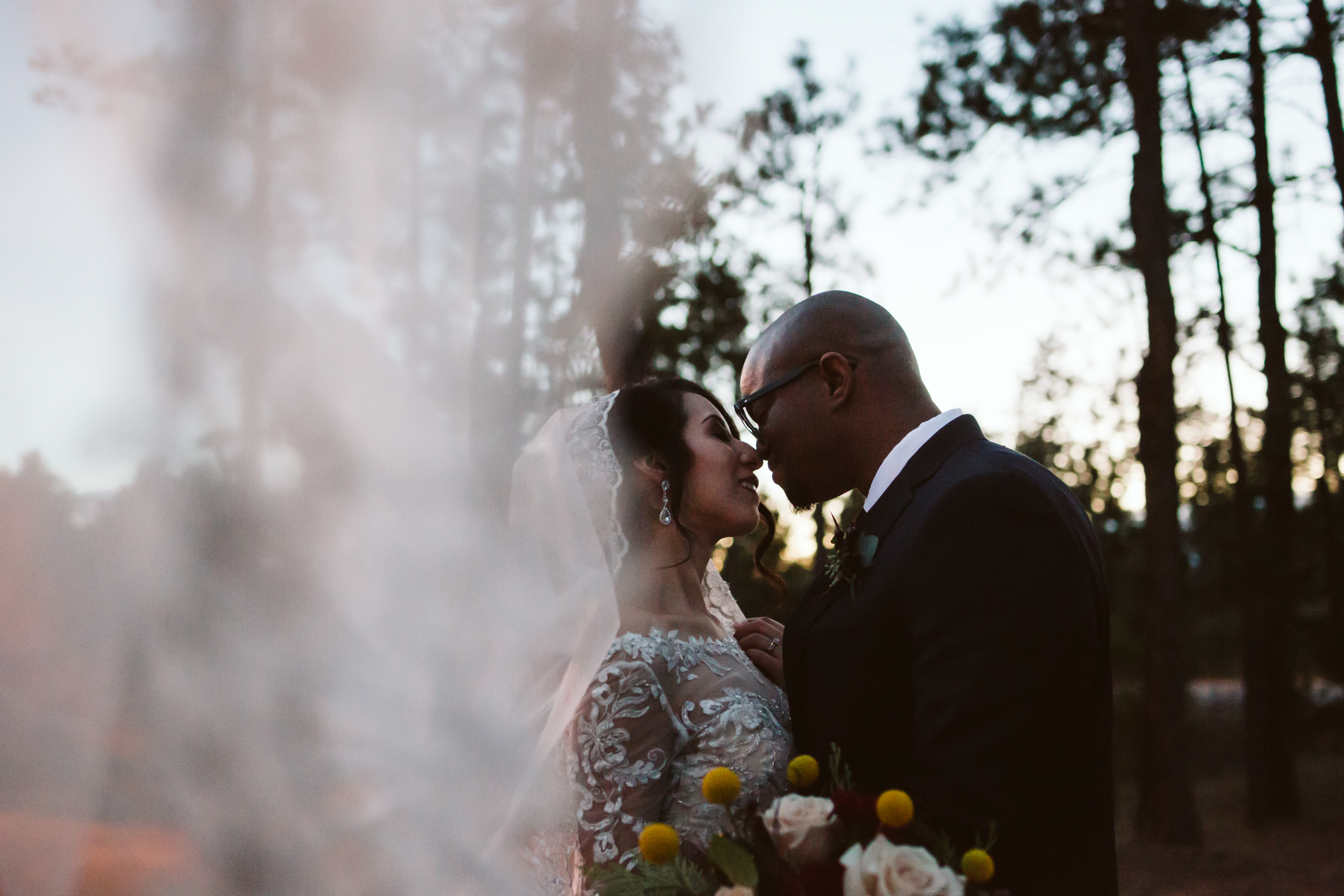 Wedgewood Black Forest Wedding