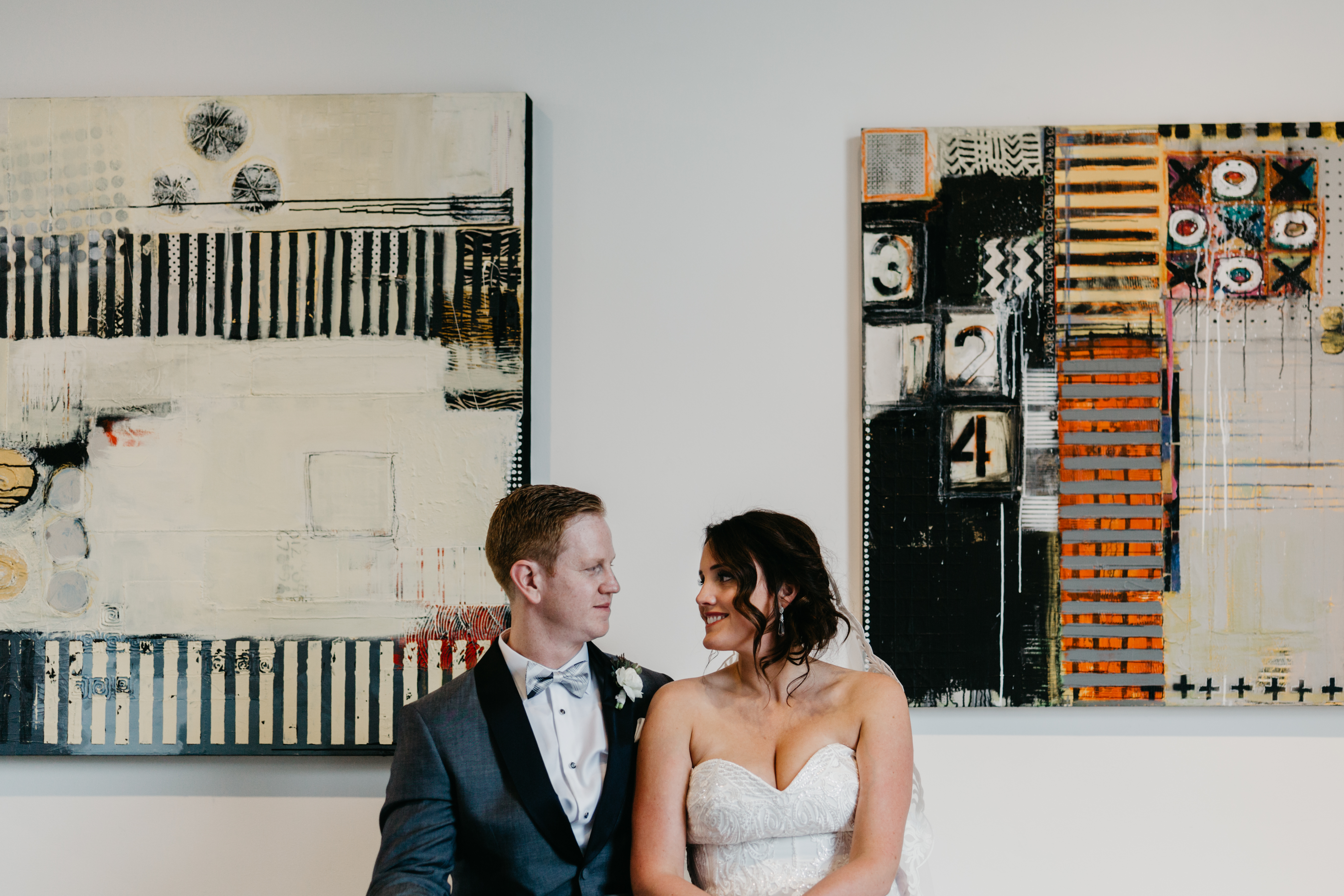 Space Gallery Wedding Photographer