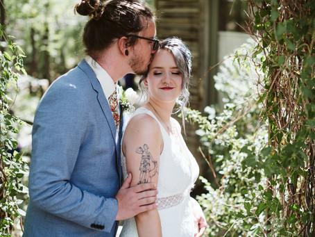 A HILLSIDE GARDENS WEDDING IN COLORADO SPRINGS