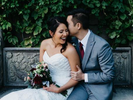 A ROMANTIC GARDEN WEDDING IN COLORADO SPRINGS