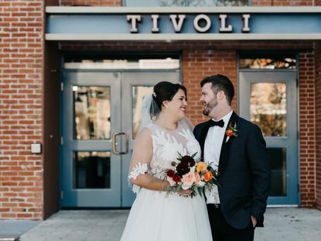 A TIVOLI TURNHALLE WEDDING IN DENVER