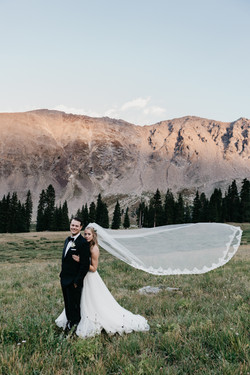 A-Basin Wedding Photographer