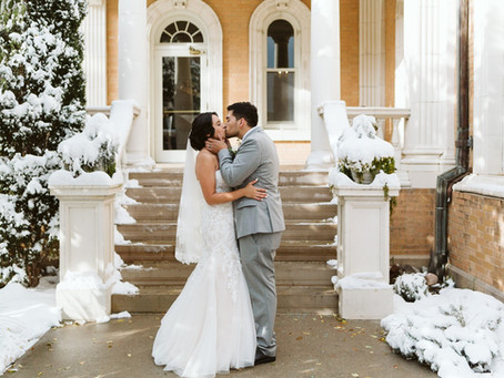 A GRANT-HUMPHREYS MANSION WEDDING IN DENVER