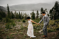 Intimate Wedding at Sapphire Point