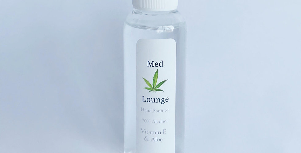 Med Lounge Hand Sanitizer