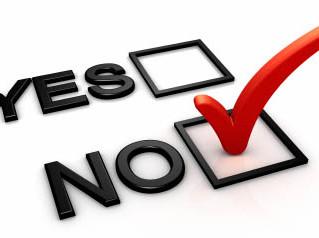 """Va'etchanan. When God says """"No!"""""""