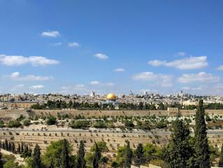 Acharei Mot-Kedoshim. Holy Land?