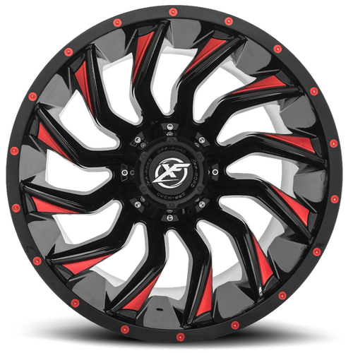 XF-224 Gloss Black-Red Front Hi.png