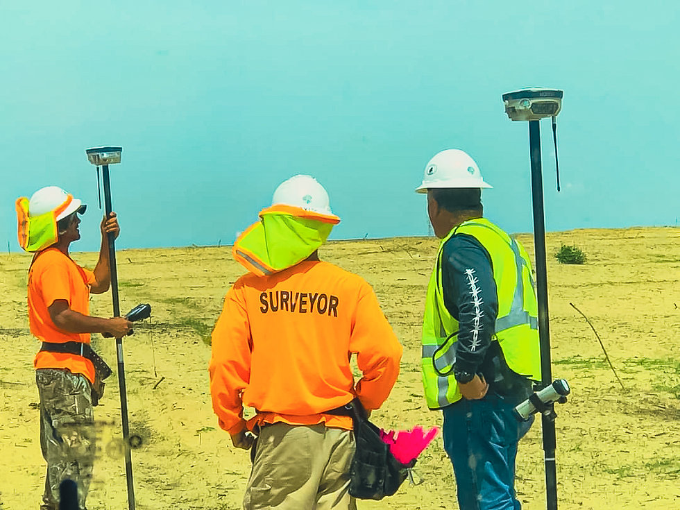 GSS Surveying & Mapping Construction Surveyors