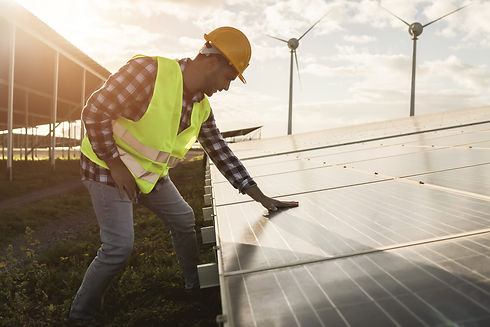 GSS Surveying & Mapping Renewable Energy Survey