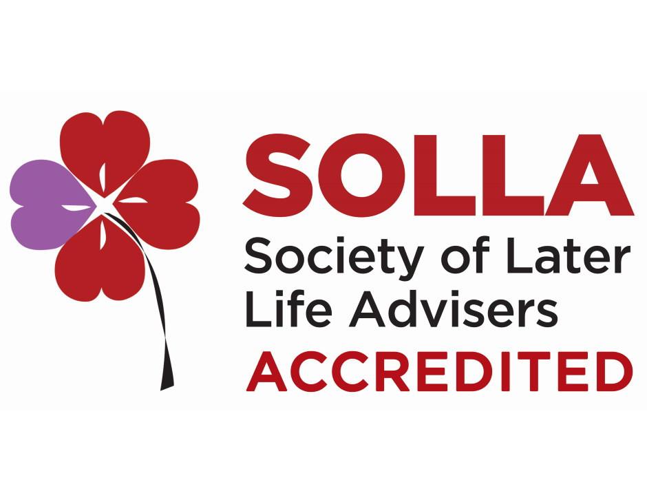 Solla Later Life Adviser Accreditation