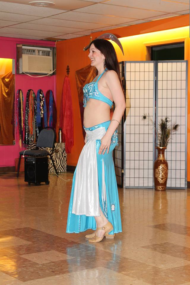 Hafla Performance by Tiffany