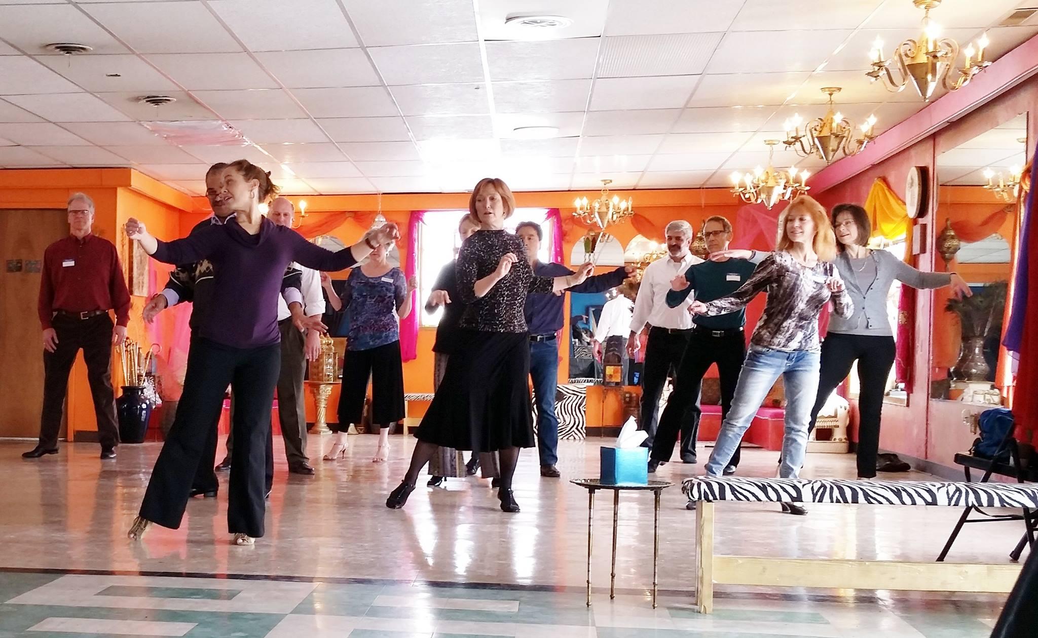 Ballroom Dance Buffalo, NY