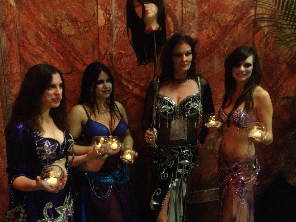 Belly Dance Zombies