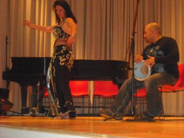 With Joe Srouji at the Albright Knox