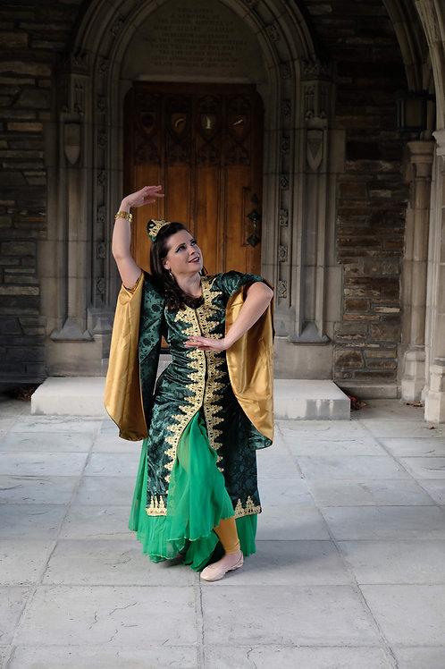 Persian Dance with Ellen