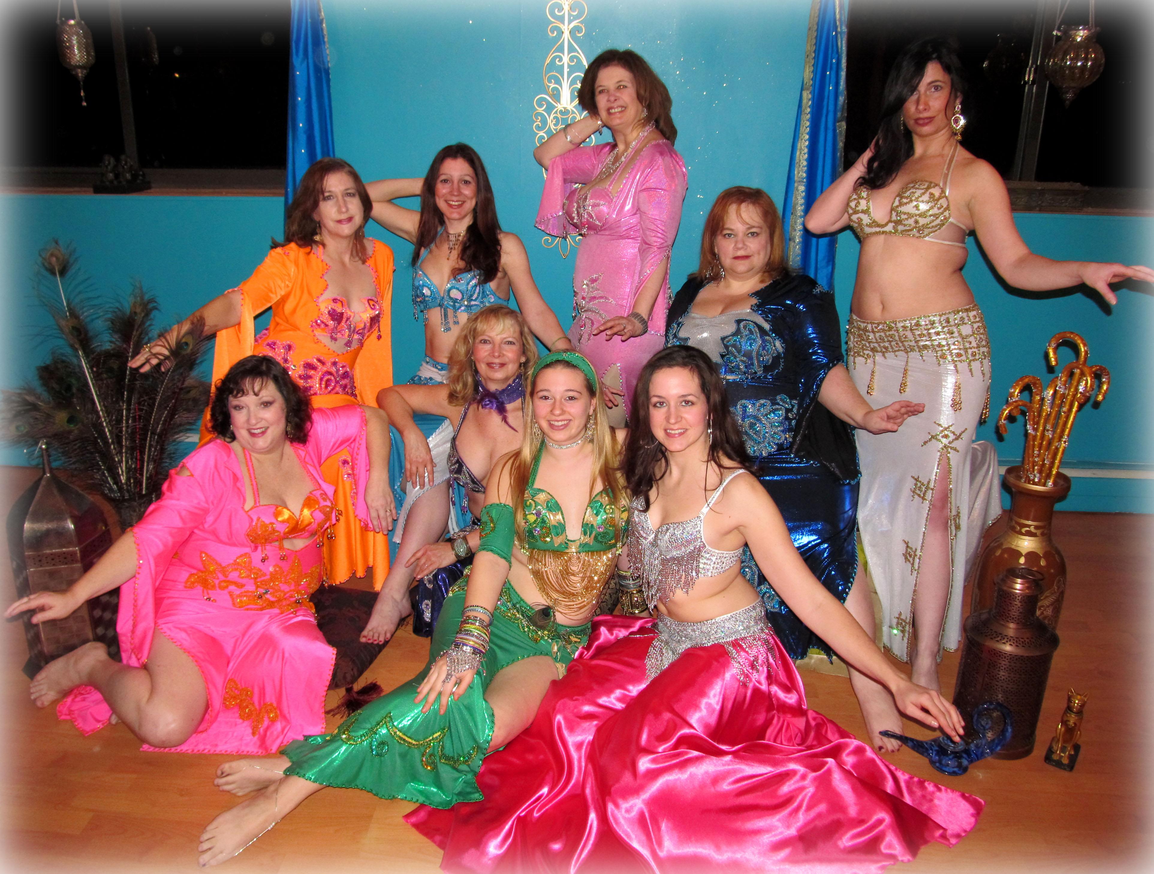 Faaria's Dancers 2012