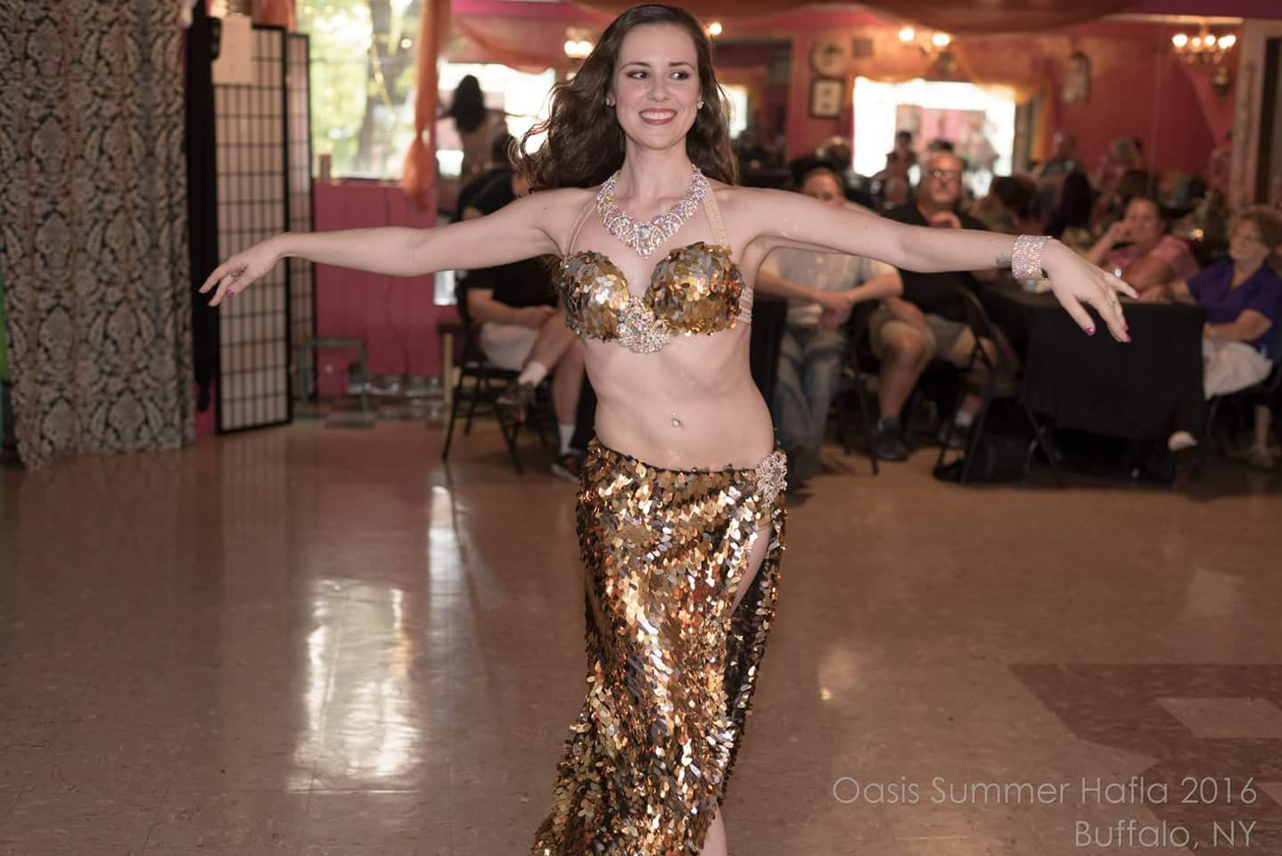 Buffalo Belly Dancer Kenzie