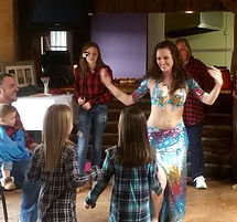 Hire a Belly Dancer in Buffalo