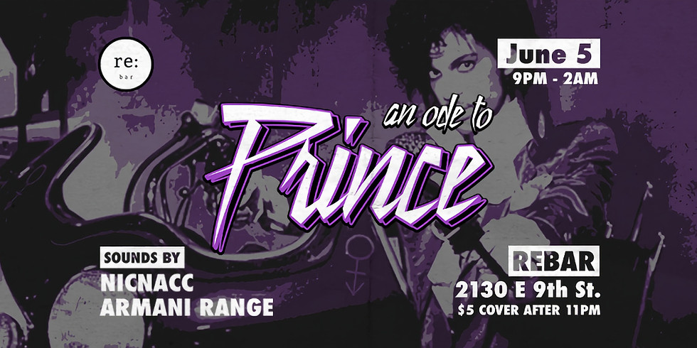 """An Ode To """"Prince"""""""