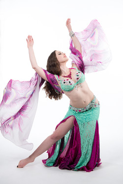 Buffalo Belly Dancer Kenzie