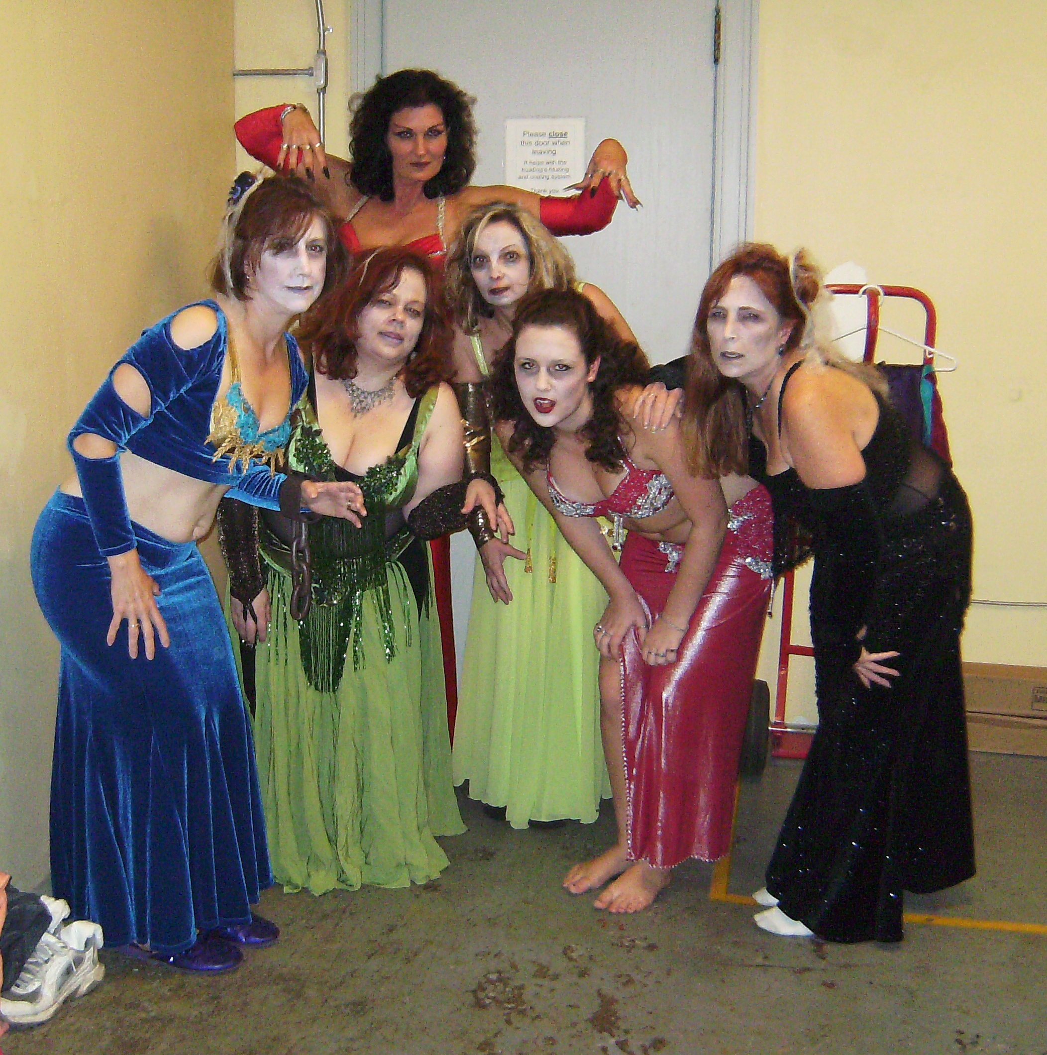 Bewitching Belly Dance Ball in CA