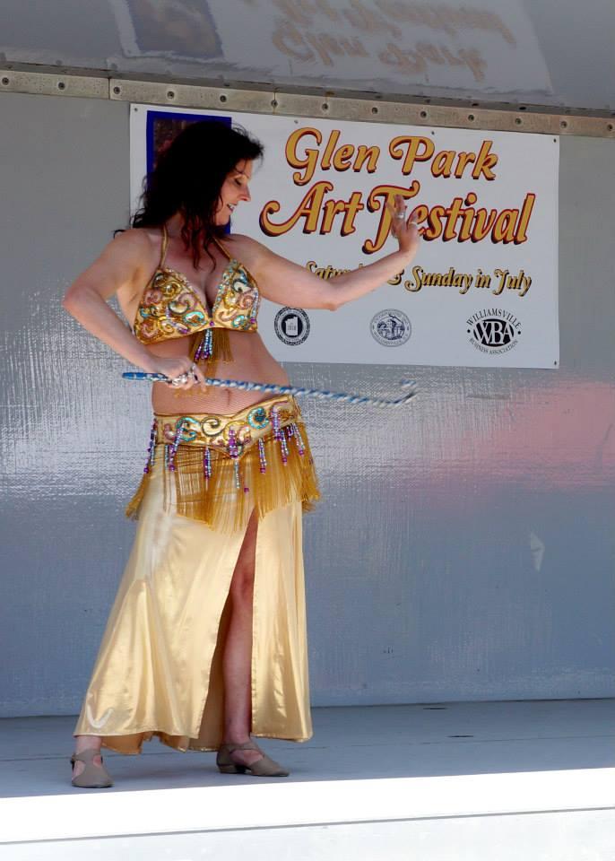 Glen Park Art Fest - Faaria