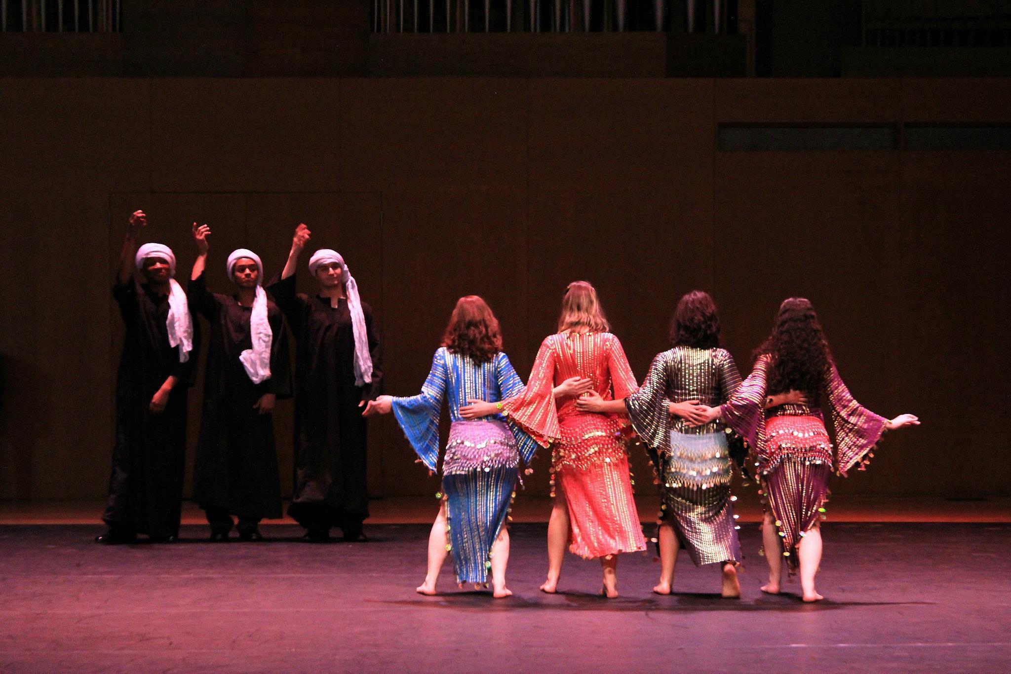 Fredonia Performance