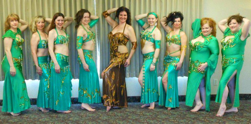 Belly Dance Ensemble