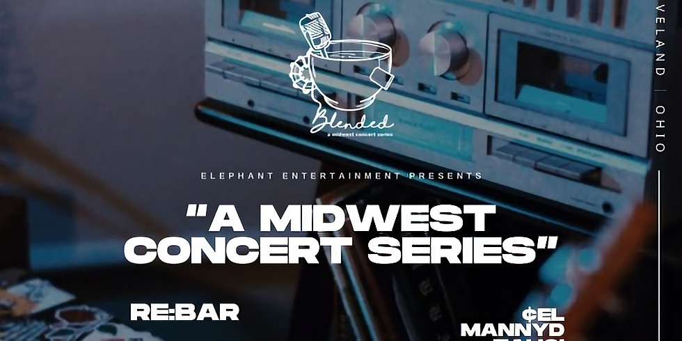 """BLENDED """"A MIDWEST CONCERT SERIES"""" LIVE"""
