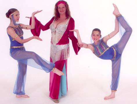 Family Dance Photo