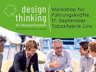 Design Thinking als Führungsinstrument - Workshop