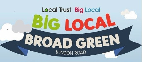 Thanks to the Big Local Broad Green London Road for the funding to extend our project for the local community . Foodie Friday Young Mums Group 93 London Road West Croydon Methodist Church 10am -12pm