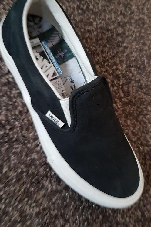 Vans; Black Shoe