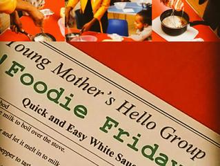 Foodie Friday September receipe