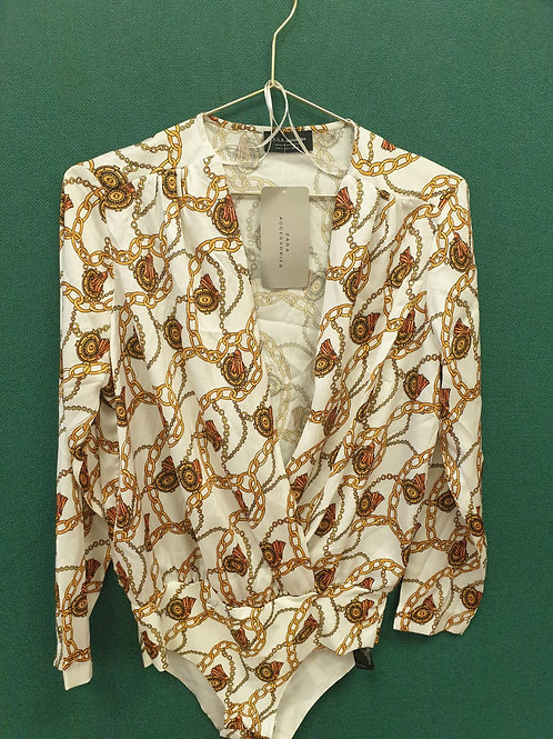 New Zara All in one Blouse