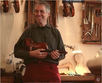 Geigenbaumeister Stefan Sielaff