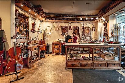 Werkstatt Geigenbau Sielaff