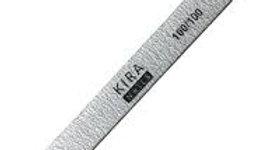 Пилочка Kira Nails, прямая стандарт 100/100